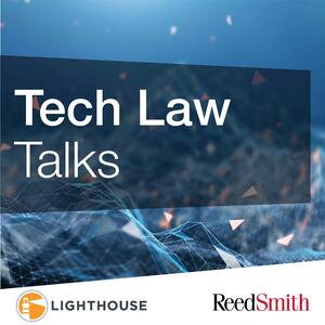 Podcast icons 3000x3000_tech law talks_v3_lighthouse