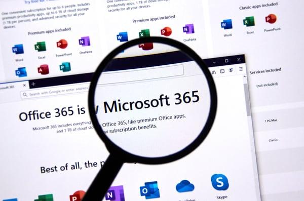 eDiscovery in Microsoft 365